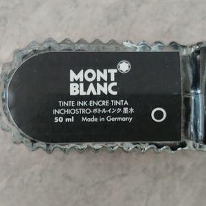 Mont Blanc Ink